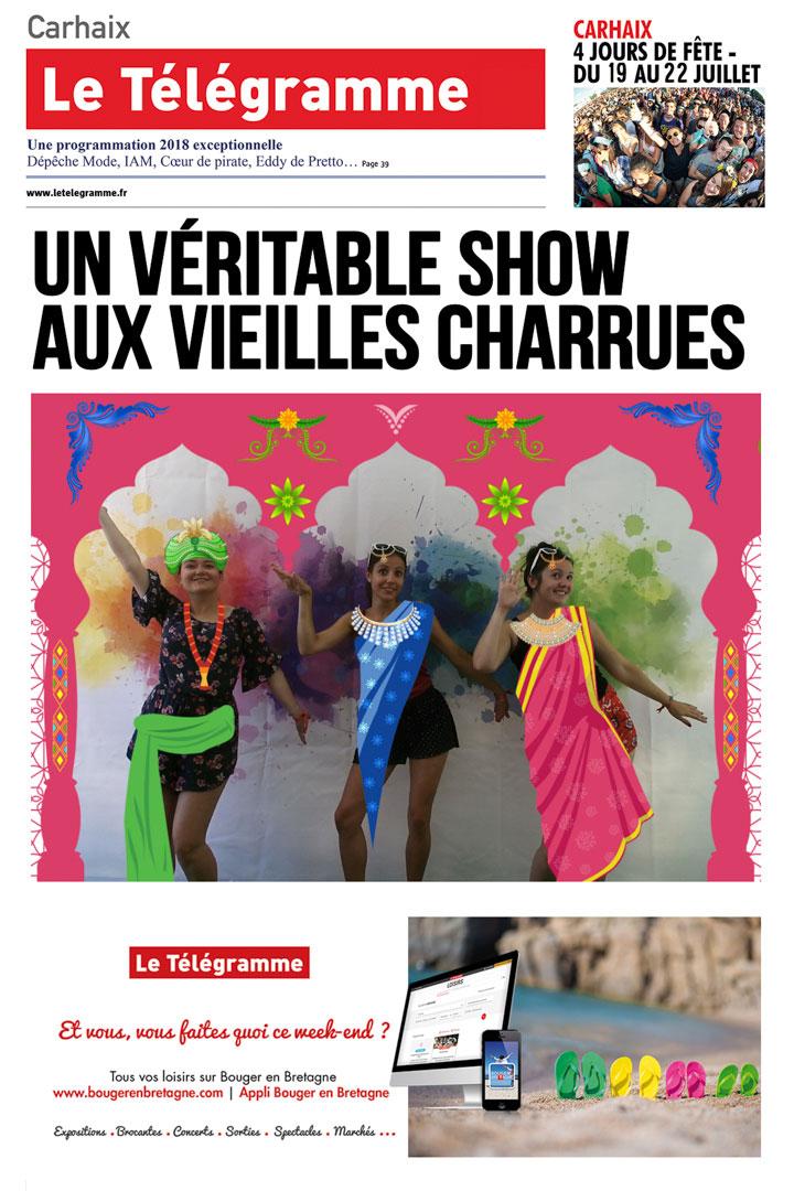 DanceNect Le Télégramme